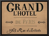 Grand l&#39;Hotel