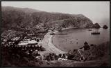 Avalon Harbor  Santa Catalina Island  California 1885