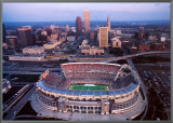 Browns Stadium - Cleveland  Ohio