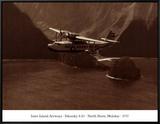 Inter-Island Airways  Sikorsky S-43  Kaunakakai  Molokai  Hawaii  1937