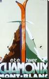Ete Hiver Chamonix Mont-Blanc