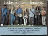 Todos Somos Diferentes- We're All Different