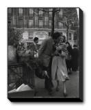 Paris, 1950 Tableau sur toile par Robert Doisneau