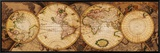 Map of the World: Nova Totius Terrarum Orbis