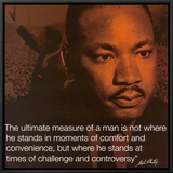 Martin Luther King  Jr: Measure of a Man