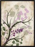 Lavender and Sage Florish