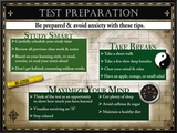 Test Preparation