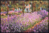 The Artist&#39;s Garden at Giverny  c1900