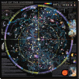 Map of Universe - Spaceshots