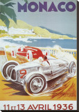 8th Grand Prix Automobile  Monaco  1936