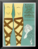 Twelfth Night: Greatness Reproduction laminée et encadrée par Christopher Rice