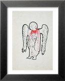 Angel  c1965-1985 (red with halo)
