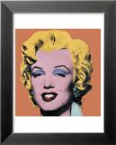 Shot Orange Marilyn  c1964