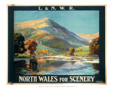 North Wales for Scenery