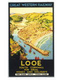 Looe  South Cornwall