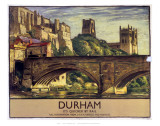 Durham  It's Quicker by Rail
