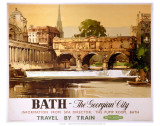 Bath  The Georgian City