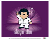 Weenicons: Stayin Alive