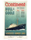 Continent  Hull  Goole