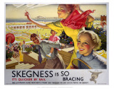Skegness  Travel by Rail