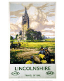 Lincolnshire Farmers and Church