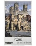 York  See England by Rail