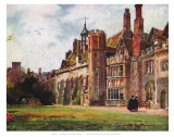 Peterhouse from Fellows Garden