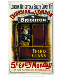 Excursion from London to Brighton