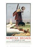 Norfolk Broads Windmill