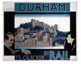 Durham  by Rail