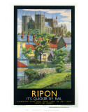 Ripon Black Frame