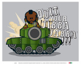 Weenicons: Quit Your Jibba Jabba