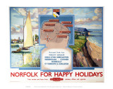 Norfolk for Happy Holidays