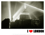 St Paul&#39;s Cathedral  I Love London