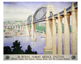 The Royal Albert Bridge Saltash