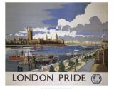 London Pride Reproduction d'art