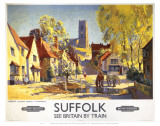 Suffolk Kersey Nr Lavenham