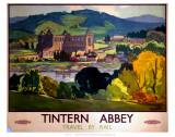 Tintern Abbey  Travel by Rail