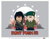 Weenicons: Don't Push It!