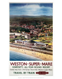Weston-Super-Mare  Somerset's All-Year-Round Resort