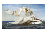 Birth of Venus (Naissance De Vénus)