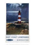 East Coast Landmarks  Lighthouse