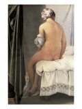 The Valpinçon Bather (La Baigneuse  Dite La Baigneuse De Valpinçon)