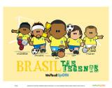 Weenicons: Brasil