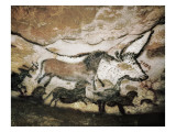 The Cave of Lascaux