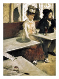 In a Caf&#233; or L&#39;Absinthe (Dans Un Caf&#233; Ou L&#39;Absinthe)