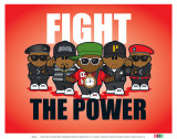Weenicons: Fight the Power