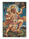 God Hanuman