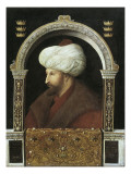 The Sultan Mehmet II
