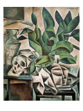 Still Life with Skull